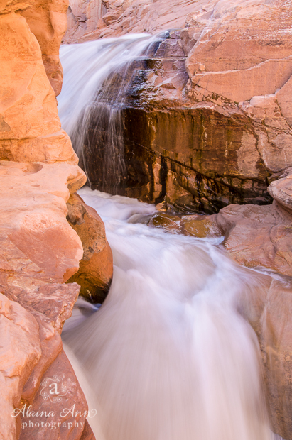 Freemont Waterfall