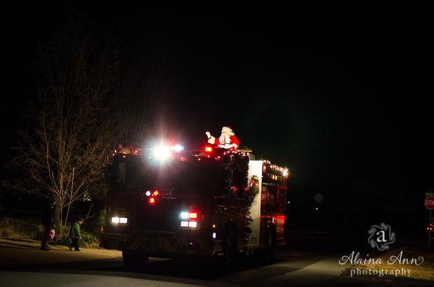 Poolesville Santa