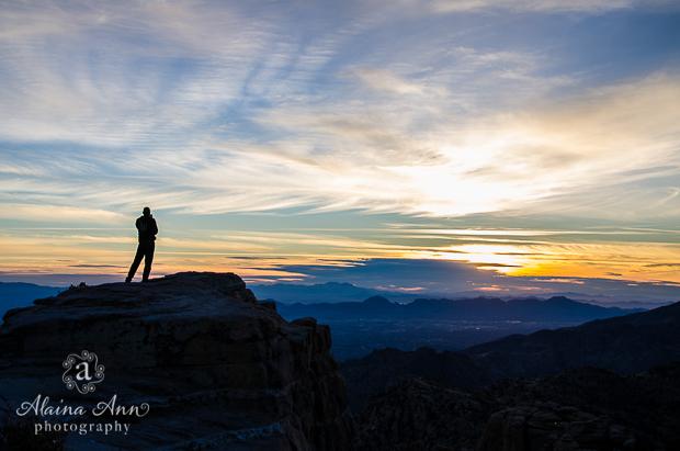 Sunset Lookout | Photograph Story | Alaina Ann Photography