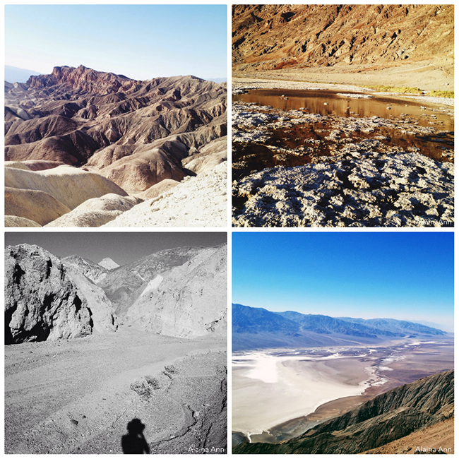 Death Valley iPhone Favorites | Alaina Ann Photography