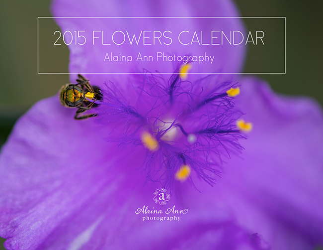 2015 Flower Calendar