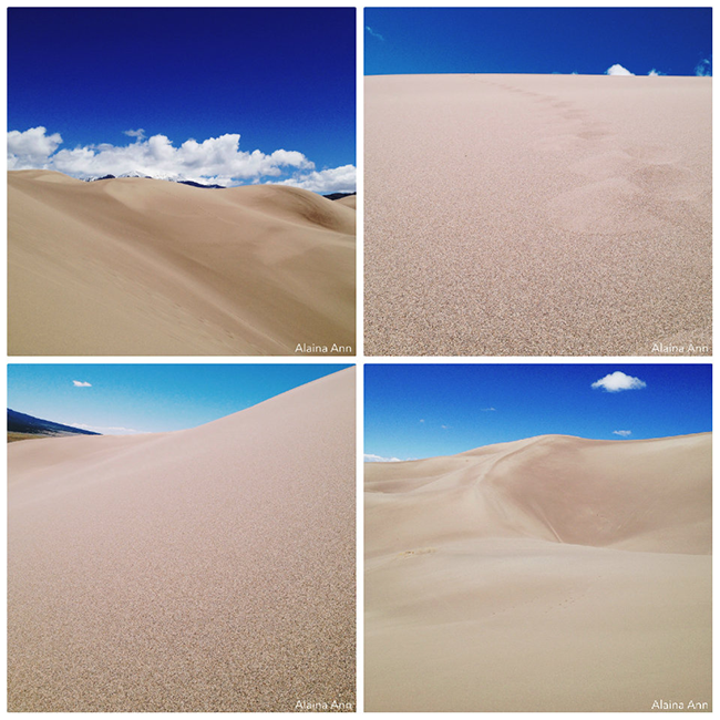 Great Sand Dunes National Park iPhone Favorites | Alaina Ann Photography