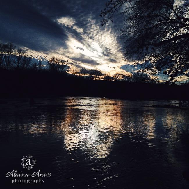 Shenandoah River | Alaina Ann Photography