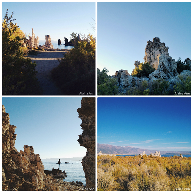 Mono Lake iPhone Favorites | Alaina Ann Photography