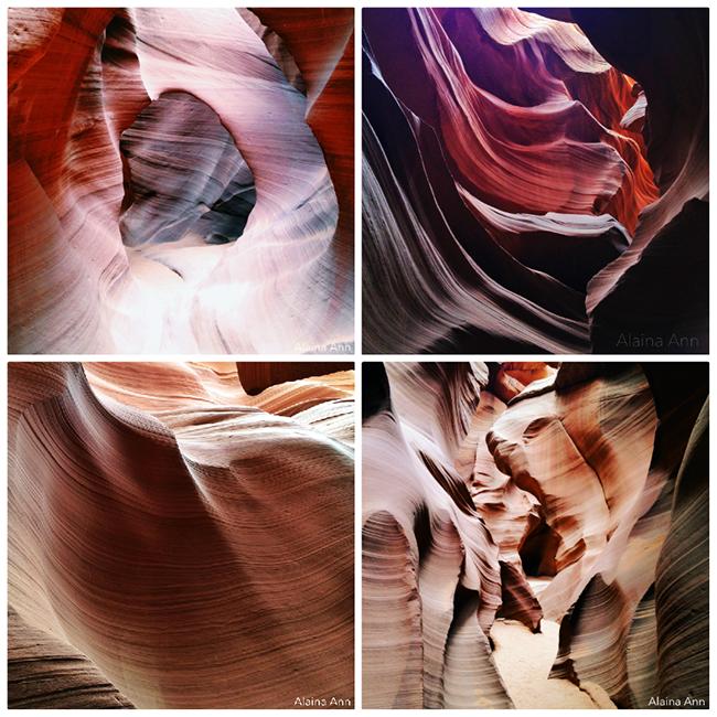 Antelope Canyon iPhone Favorites | Alaina Ann Photography