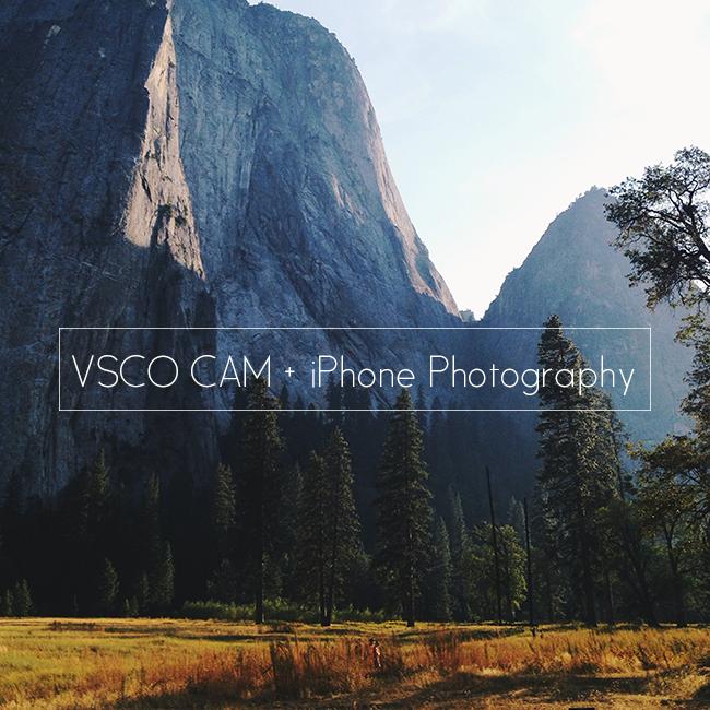 VSCO CAM App | iPhone Photography | Alaina Ann Photography