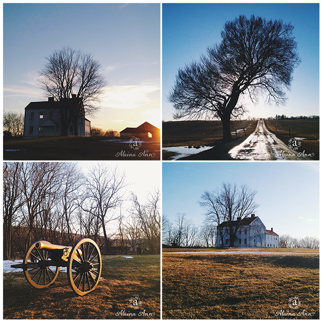 Monocacy National Battlefield | iPhone Favorites | Alaina Ann Photography