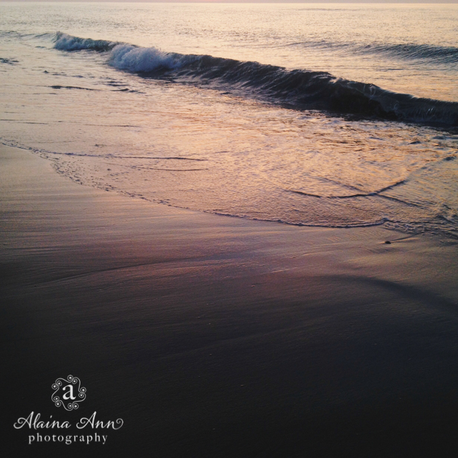 Beach Sunrise | Friday Favorite | Alaina Ann Photography