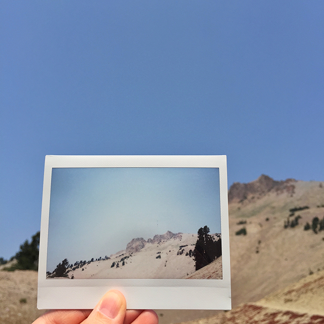 Lassen Volcanic National Park | Alaina Ann Photography