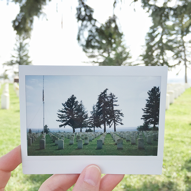 Little Bighorn Battlefield National Monument | Alaina Ann Photography
