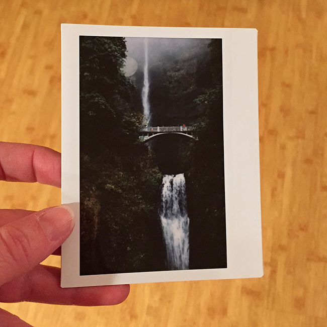 Multnomah Falls | Alaina Ann Photography