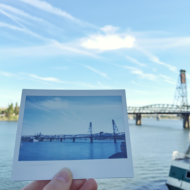 Portland Waterfront | Alaina Ann Photography