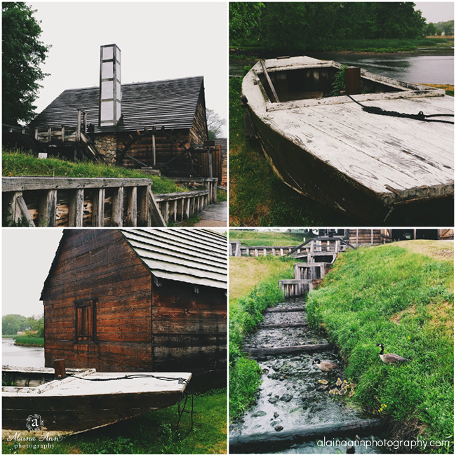 Saugus Iron Works National Historic Site | iPhone Favorites | Alaina Ann Photography
