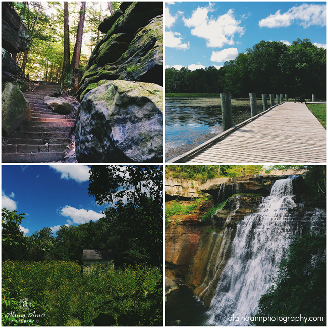 Cuyahoga Valley National Park | iPhone Favorites | Alaina Ann Photography