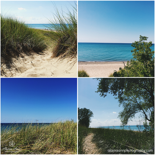 Indiana Dunes National Lakeshore | iPhone Favorites | Alaina Ann Photography