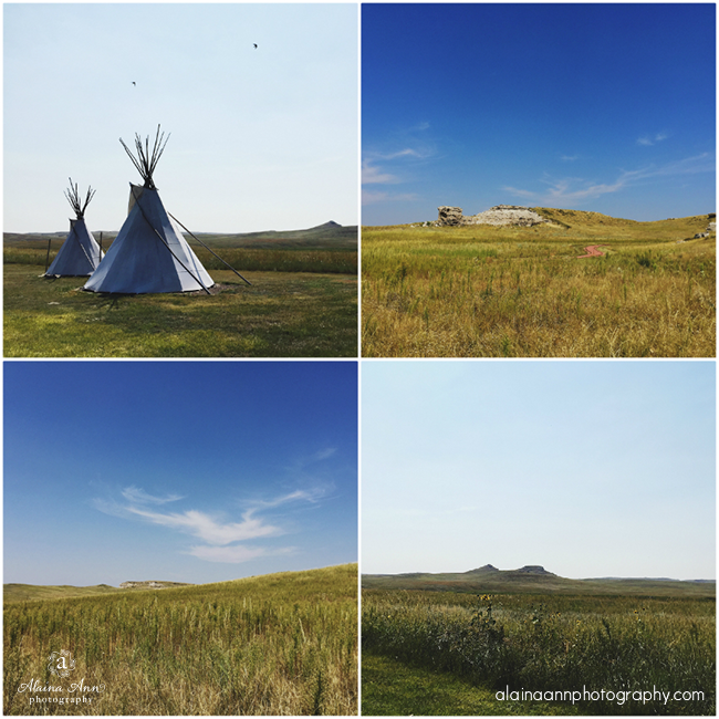 Agate Fossil Beds National Monument | iPhone Favorites | Alaina Ann Photography