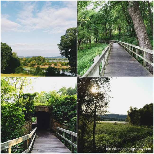 Effigy Mounds National Monument | iPhone Favorites | Alaina Ann Photography