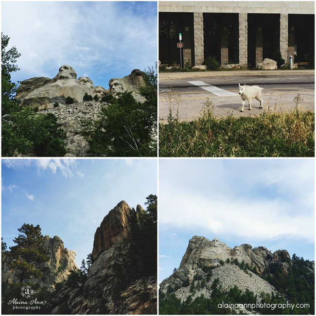 Mount Rushmore National Memorial | iPhone Favorites | Alaina Ann Photography