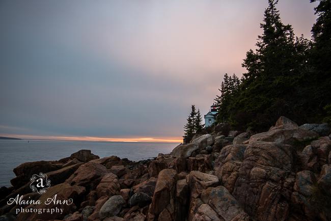 Maine Lighthouses | Travel | Alaina Ann Photography
