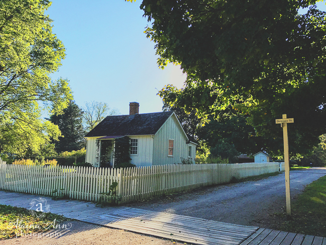 Herbert Hoover's Birthplace | Friday Favorite | Alaina Ann Photography (iPhone 7)