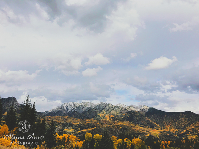 Durango Fall Colors | Friday Favorite | Alaina Ann Photography