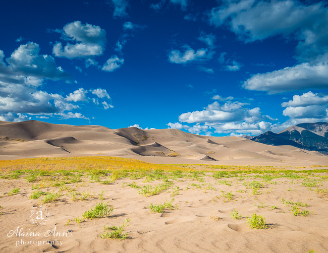 October | Great Sand Dunes National Park
