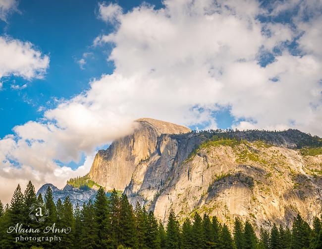 December | Yosemite National Park