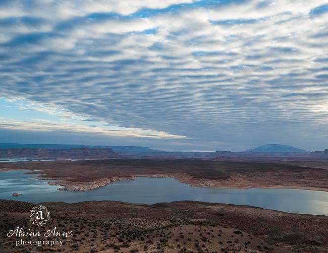 February | Glen Canyon National Recreation Area