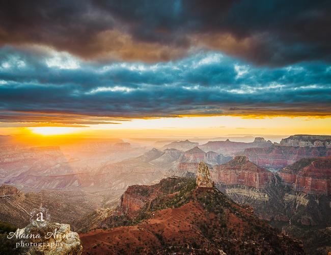 April | Grand Canyon National Park