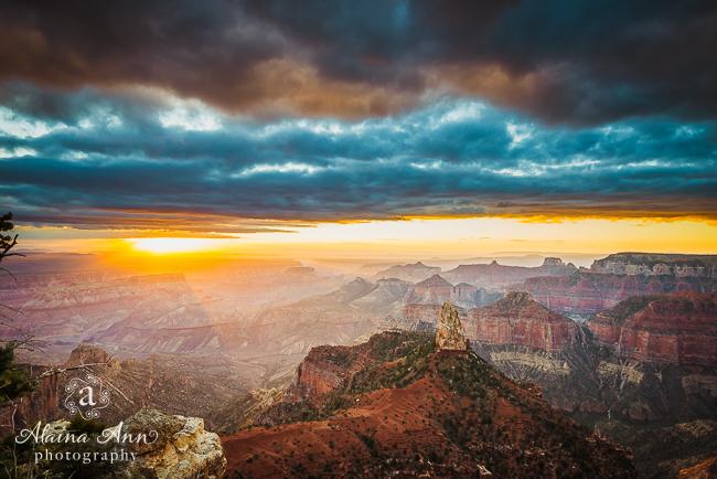 Daybreak | Week 48 | Alaina Ann Photography