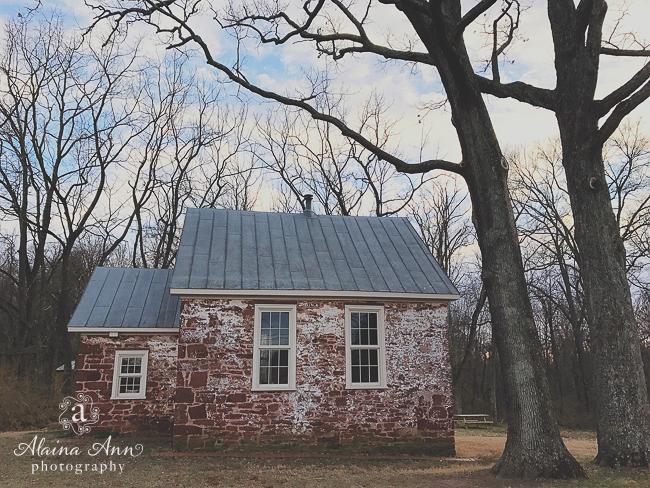 Seneca Schoolhouse | Friday Favorite | Alaina Ann Photography