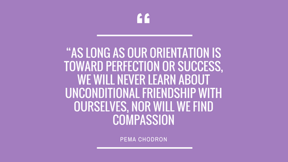 Pema Chodron Quote about Compassion
