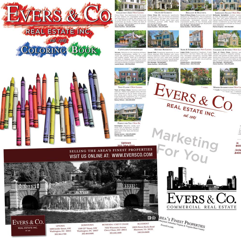 Evers & Co. Real Estate, Inc. - Top Real Estate Brokerage ~ Design Study