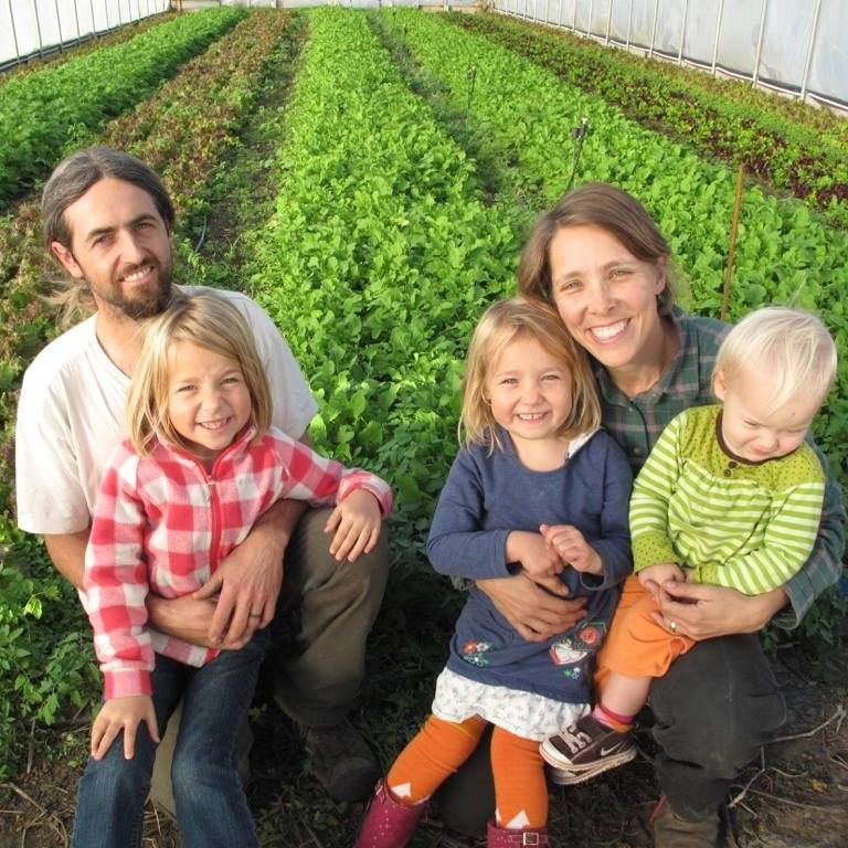 Crossroads Community farm - We are working with farmer's Mike and Cassie to offer organic vegetable CSA shares to the west side, Fitchburg, Middleton, Mt Horeb, and Verona neighborhoods