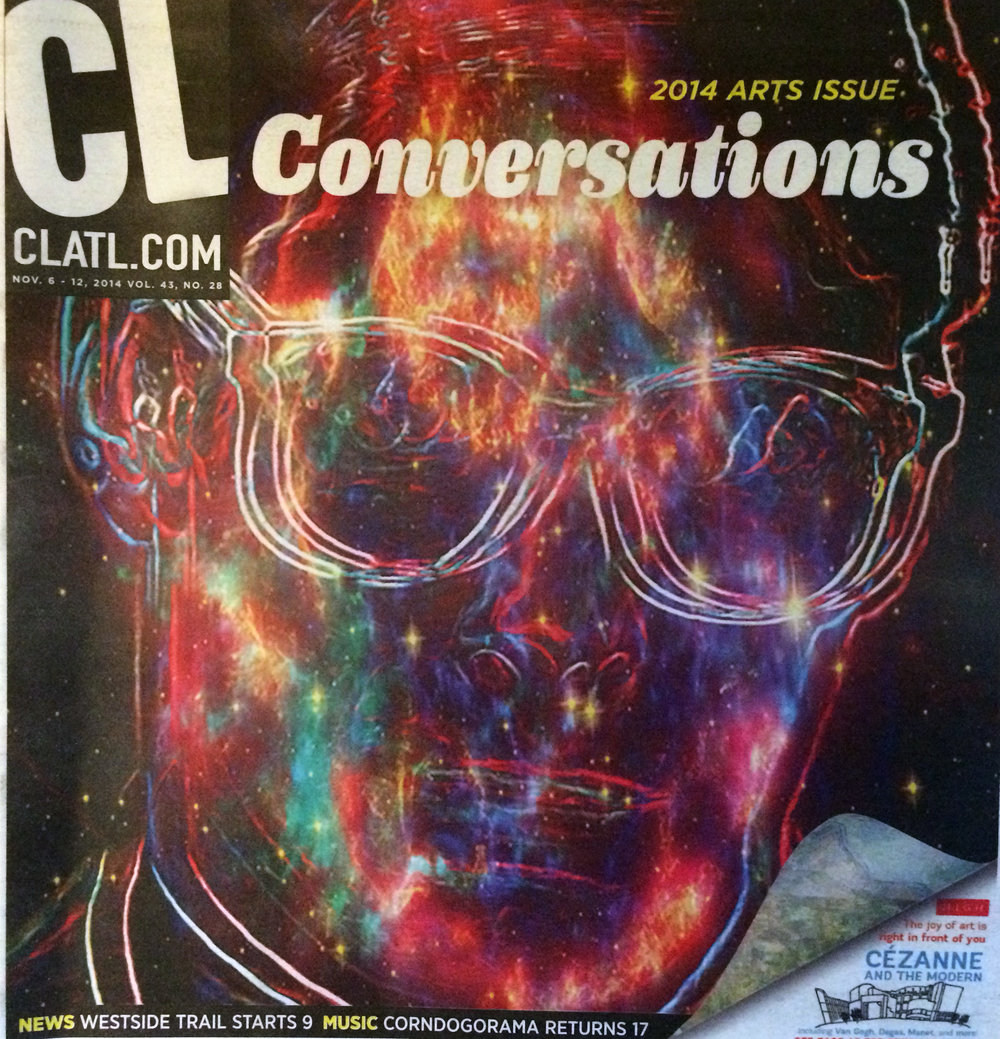 Creative Loafing, Cover, vol. 43, no. 28, November 2014 -