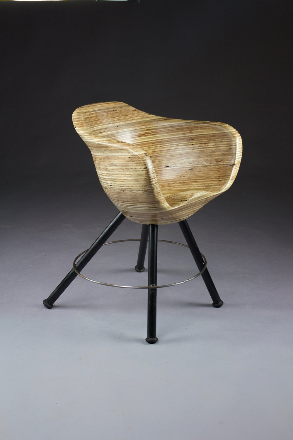 Plywood Chair,  2015