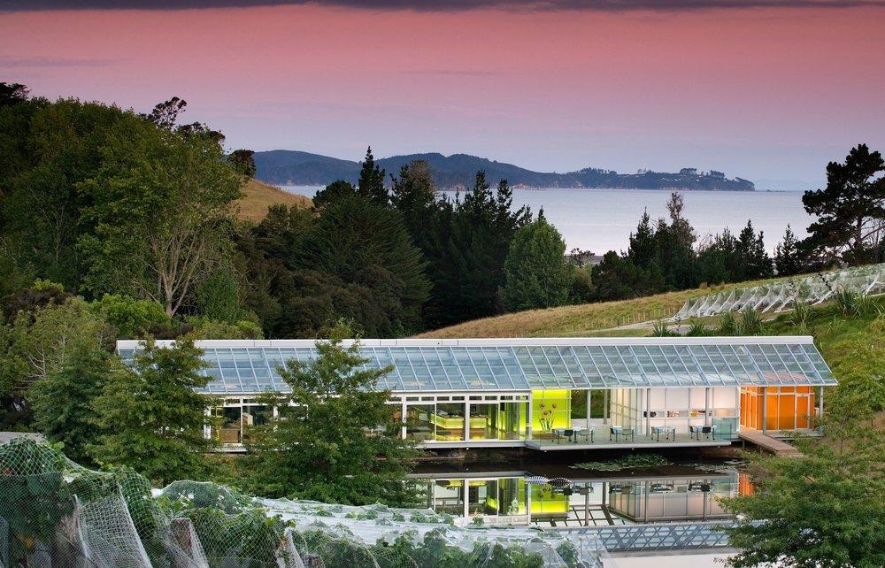 Glasshouse    Noel Lane Architects - Tom Rowe, Senior Architect