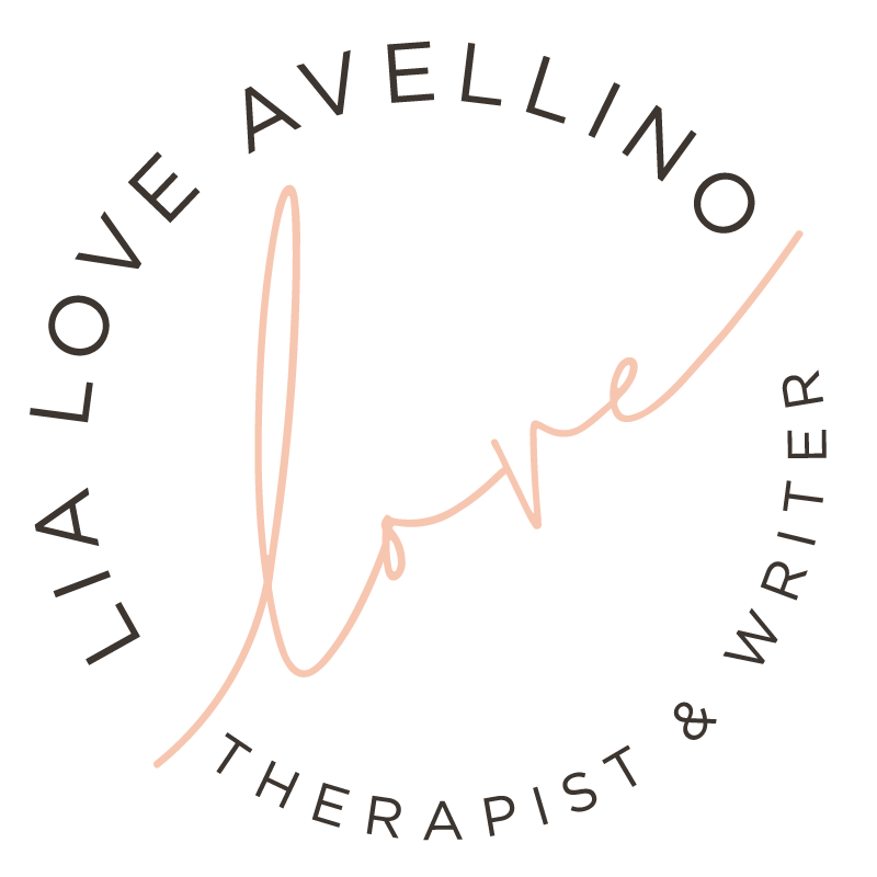 Lia Love Avellino Therapist and Writer