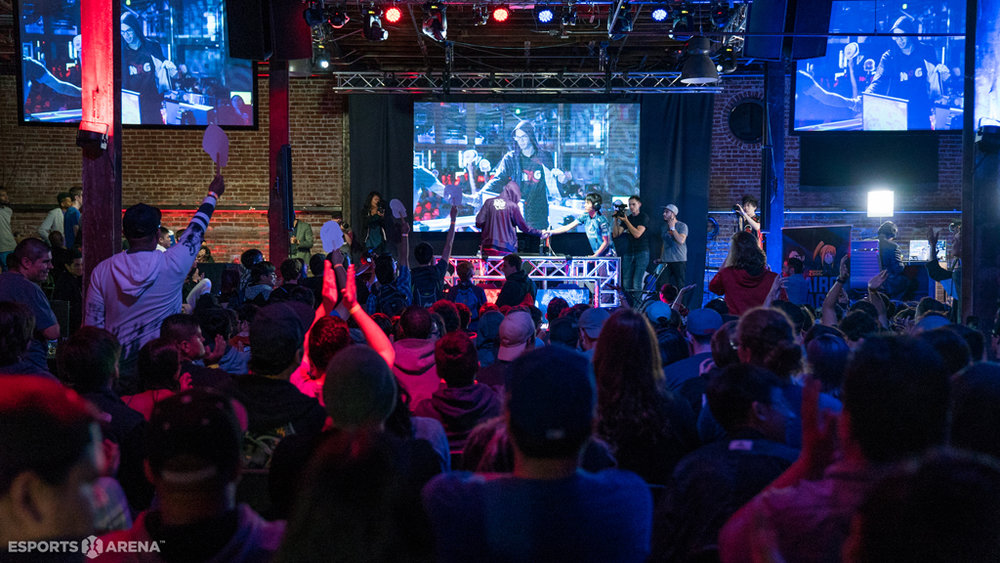 Esports Arena Orange County