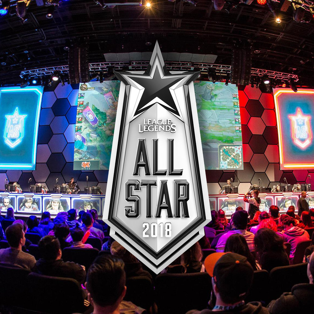 League of Legends All-Star 2018