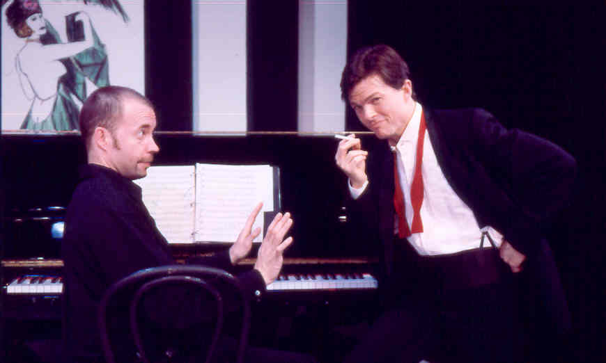 DECLINE AND FALL/COLE PORTER -