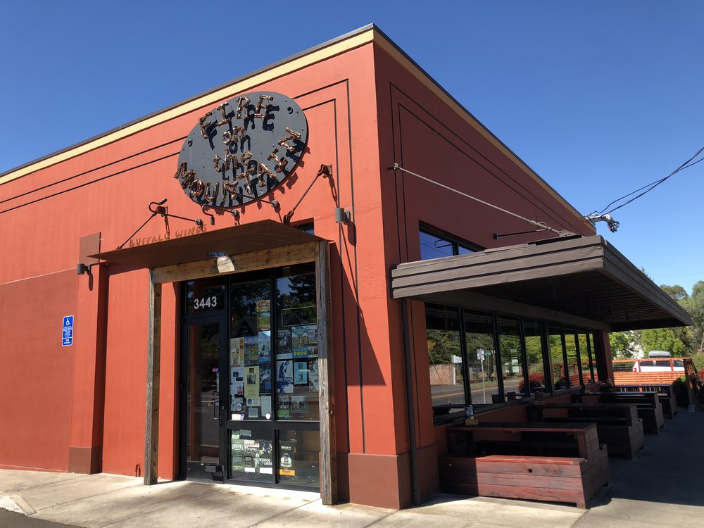 Fire on the Mountain's Fremont location, opened 2011.