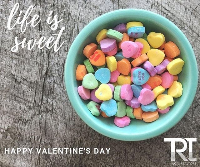 Happy Valentine's Day! Celebrate all the love in your life. #realestate #commercialrealestate #valentinesday #weloverealestate