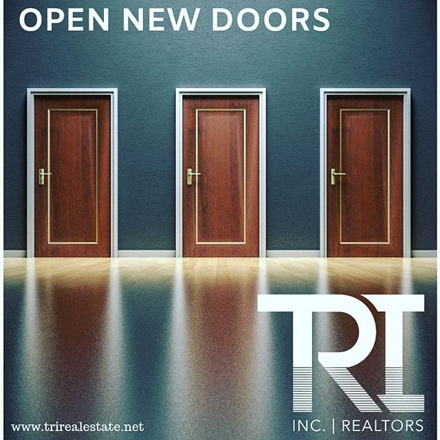 Open New Doors with TRI! www.trirealestate.net 662-842-8283 #realestate #commercialrealestate #tupeloms #mytupelo