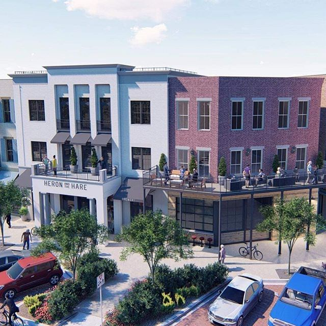 Please inquire with us about space near Oxford's 1st brewpub at The Lamar...The Oxford Way of Life #thelamarofoxford #theoxfordwayoflife #realestate #commercialrealestate