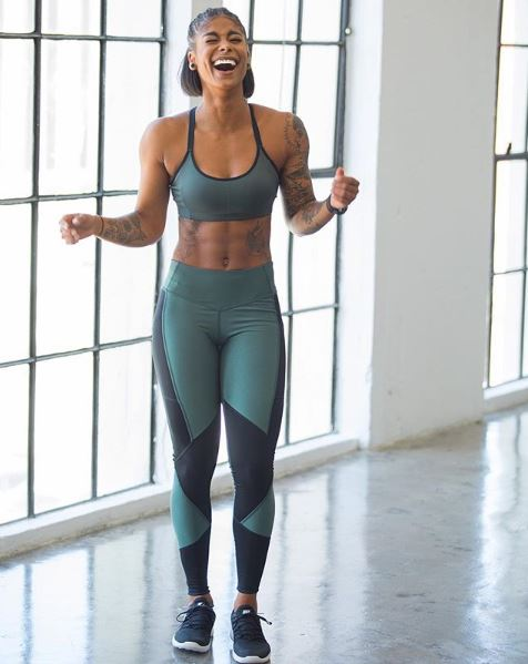 "mind, body & soul - It's likely you're already following Massy Arias, formerly known as MankoFit. If you do, you know she is a BEAST. Massy turned to fitness as a form of therapy, and is always reminding her followers that ""there's more to fitness than body — it's about health."" Her workouts are a mix of resistance training, calisthenics, HIIT, and yoga, and plenty of positive vibes. Bonus: her daughter, Indi, is an adorable little fitness beast in training.Follow @massy.arias here."