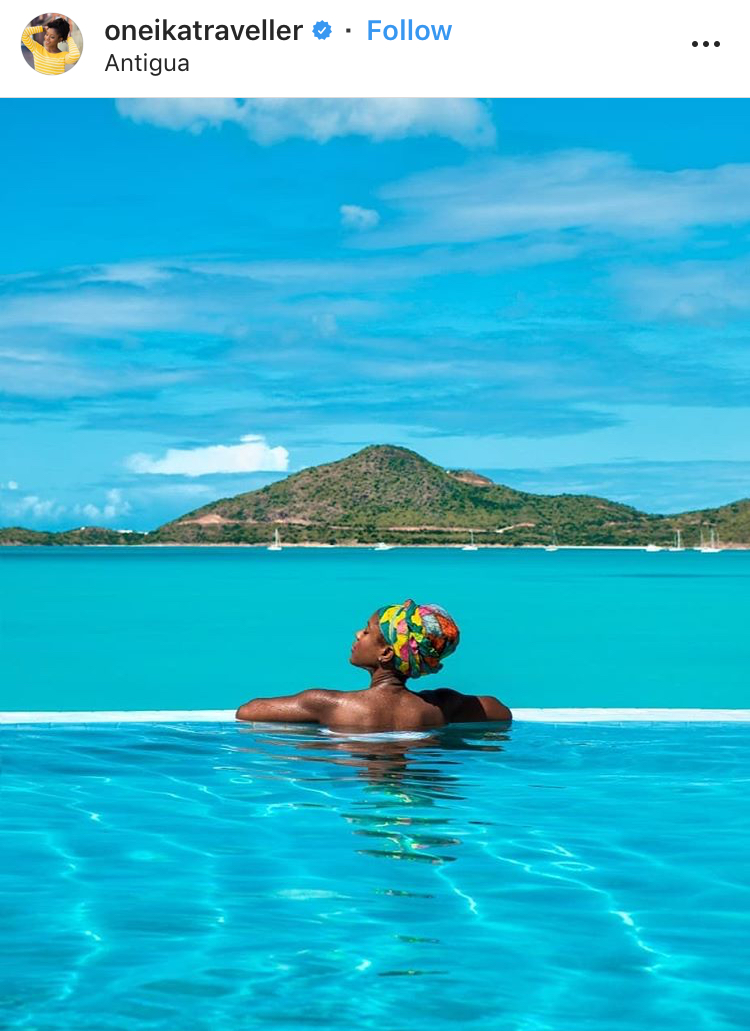 Antigua - This Caribbean paradise has a beach for every day of the year. No, really - Antigua has 365 beaches, literally a different beach to visit for every day of the year. White sand and sapphire blue water as far as the eye can see. Need we say more?(Photo via @oneikatraveller on Instagram)