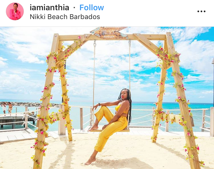 Barbados - Famous for its white sand beaches and turquoise, crystalline waters, you can travel to Barbados to wind down during the day or turn up at night. From local rum shops to fancy nightclubs, there's no shortage of things to get into after the sun goes down on this island.(Photo via @iamianthia on Instagram)