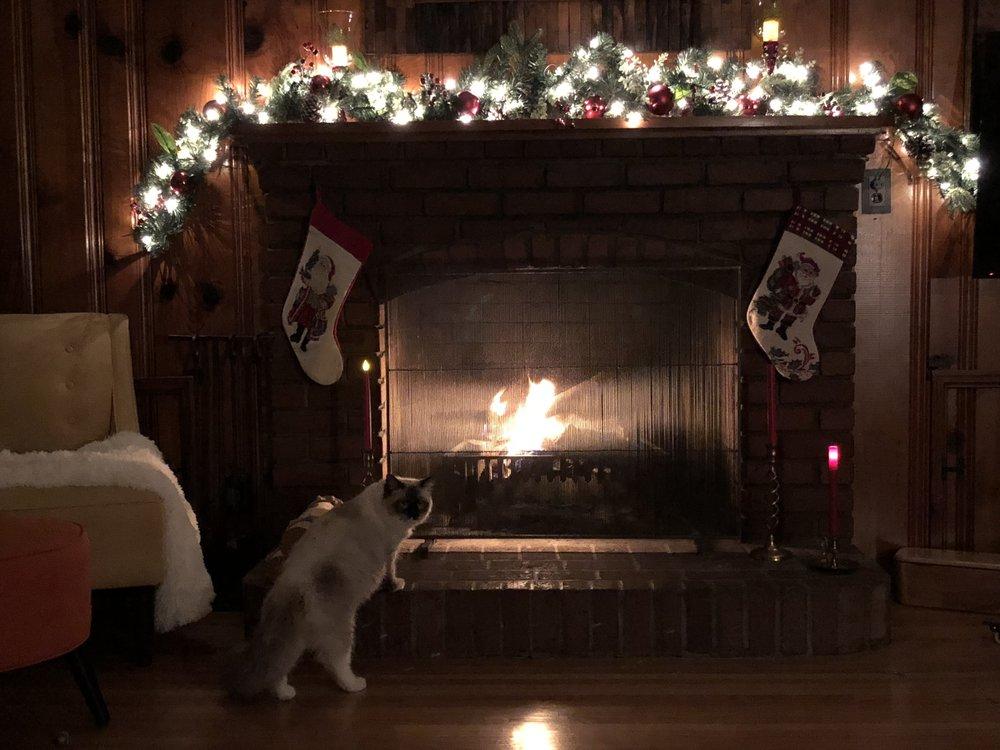 First Christmas.