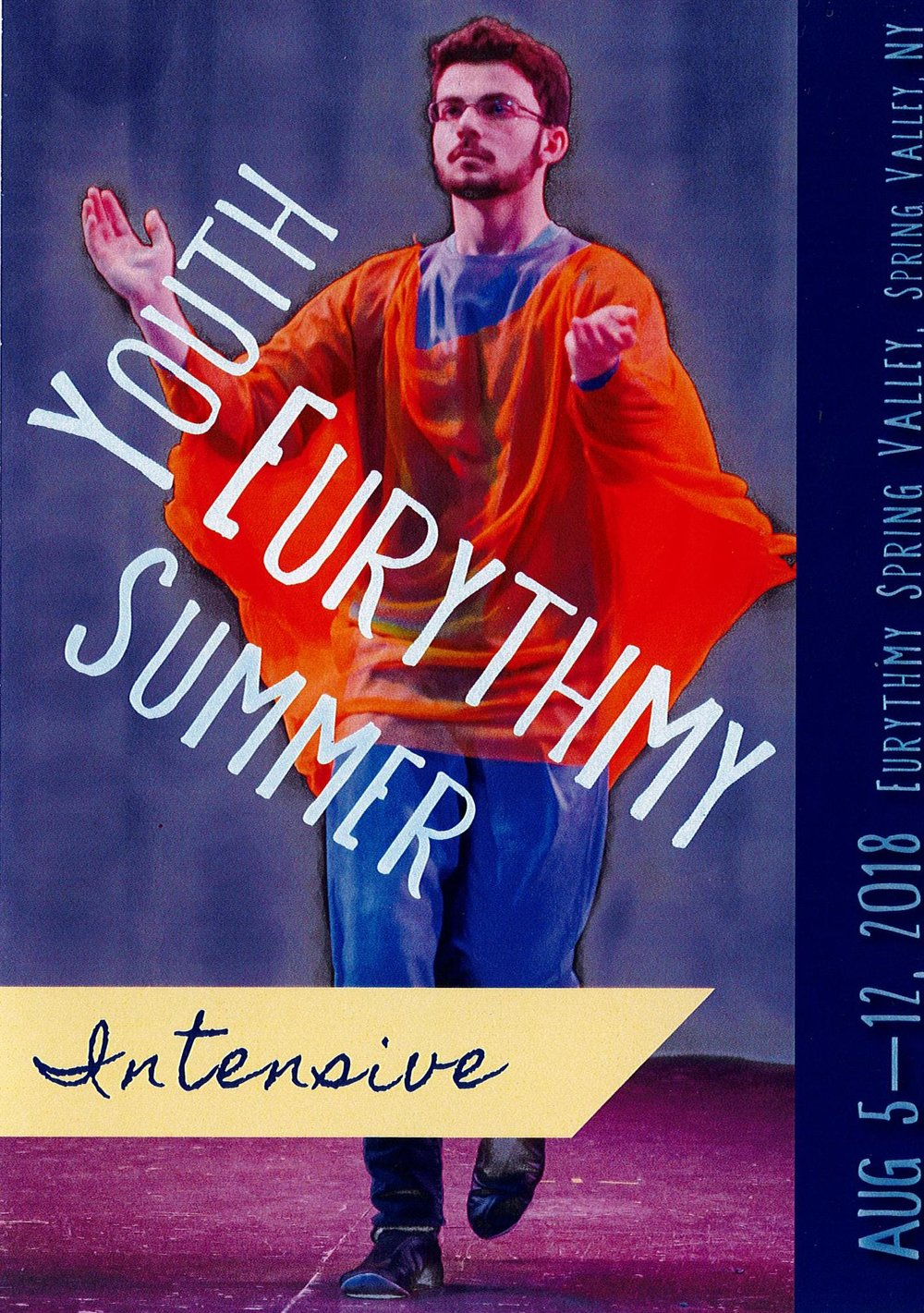 Eurythmy Intensives for Young Adults - Eurythmy Spring Valley hosts intensive weeks of eurythmy for 16-20 year olds.Contact Virginia Hermann @ virginia.hermann@gmail.com